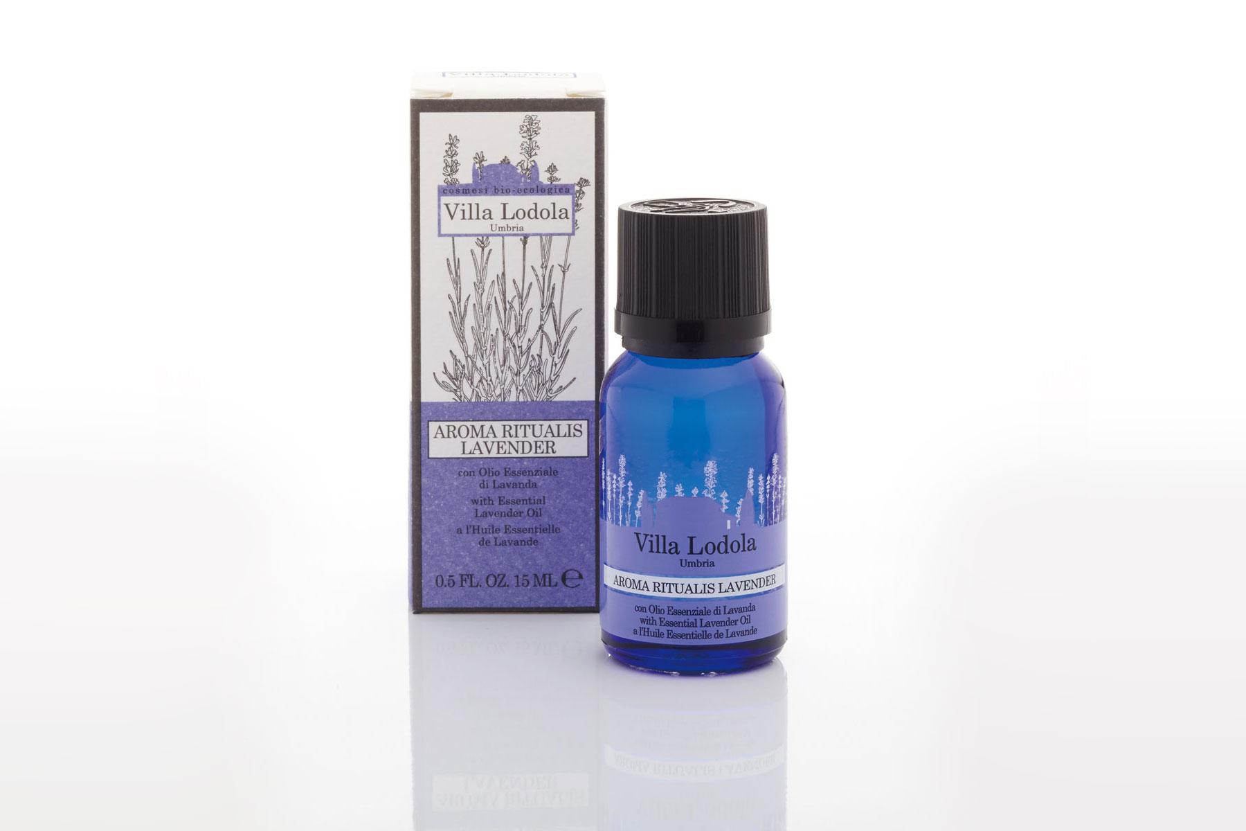 villa lodola (ヴィラロドラ ) aroma ritualis lavender01
