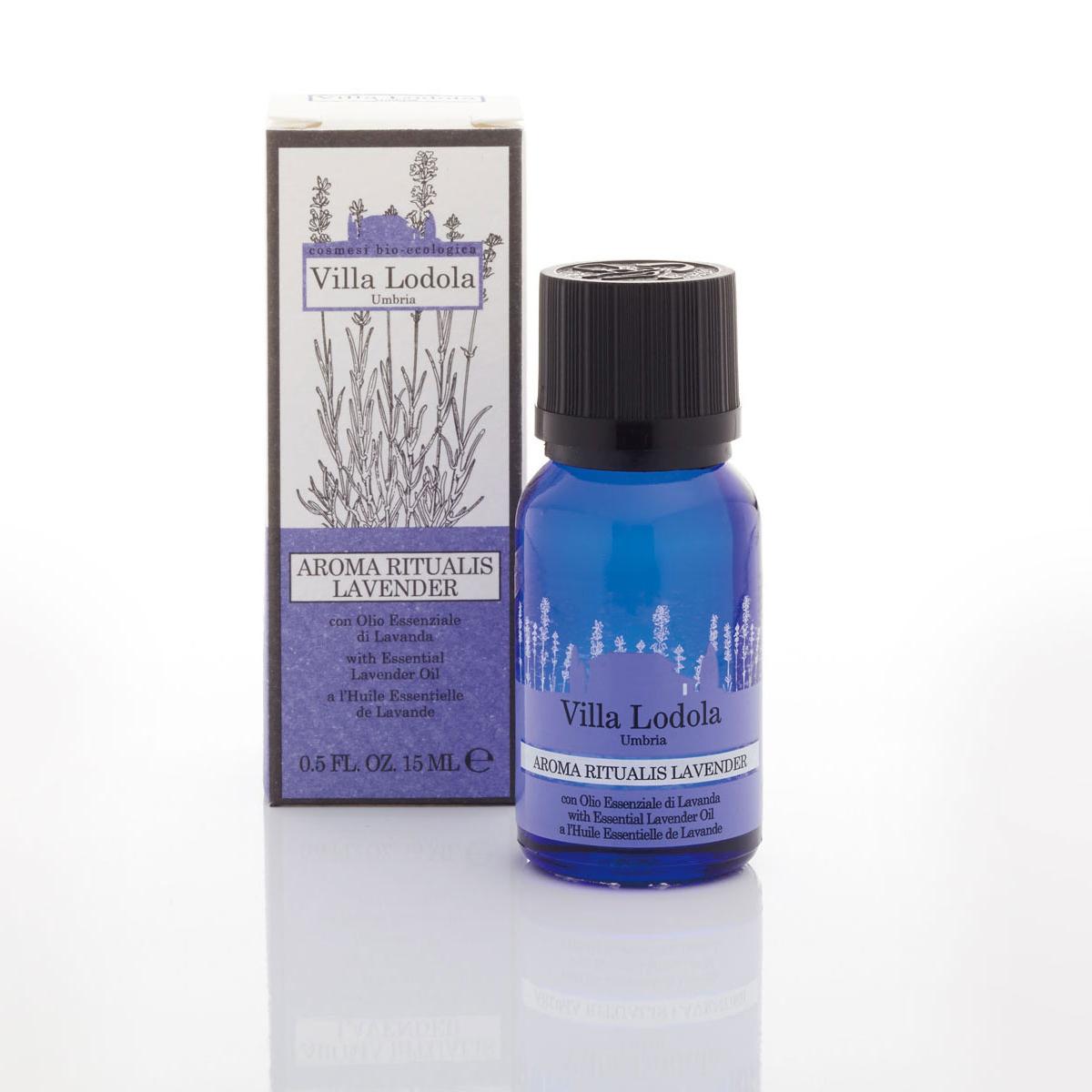 villa lodola (ヴィラロドラ ) aroma ritualis lavender