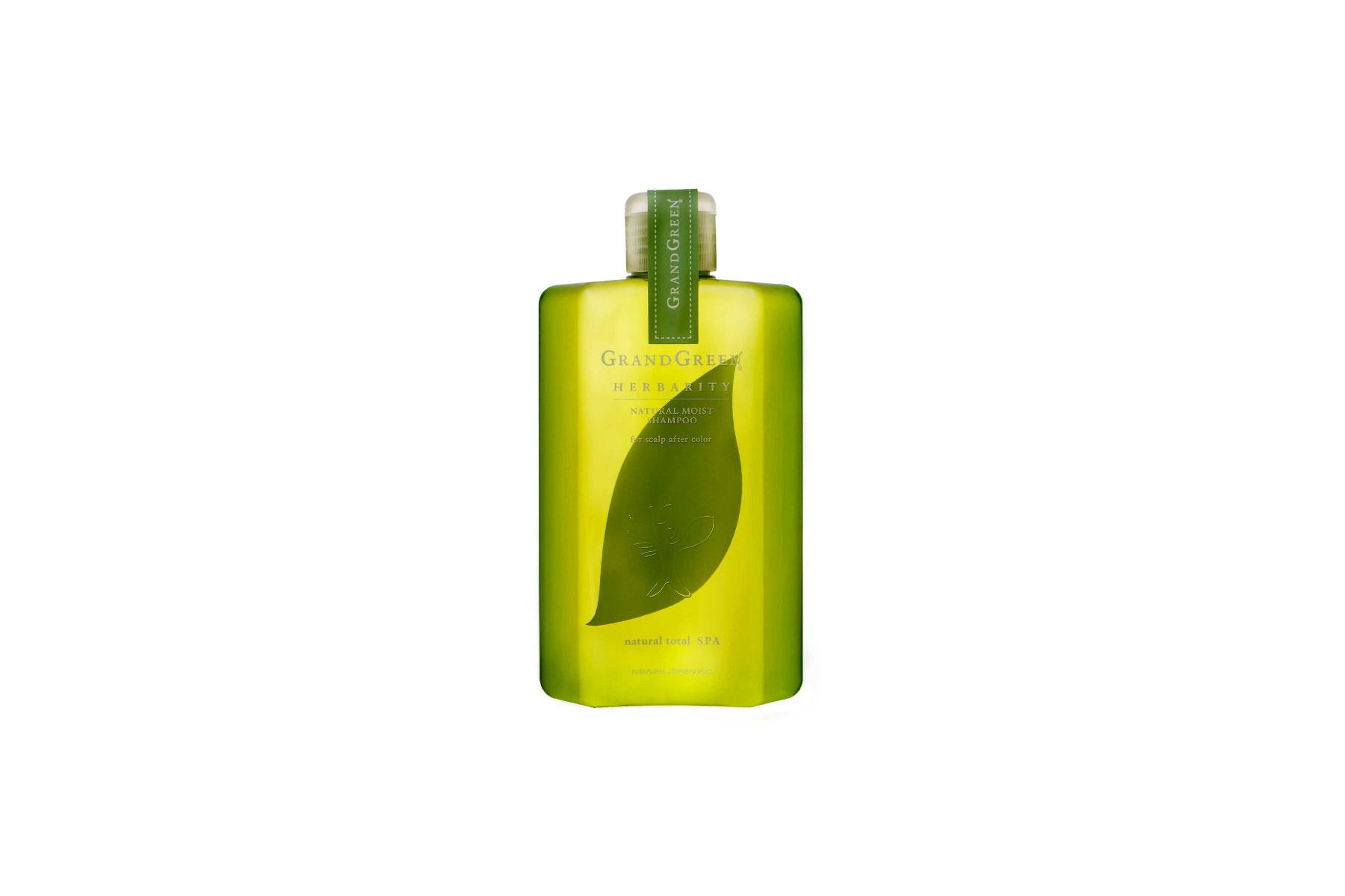 ナチュラルモイストシャンプー グラングリーン (grand green) 画像