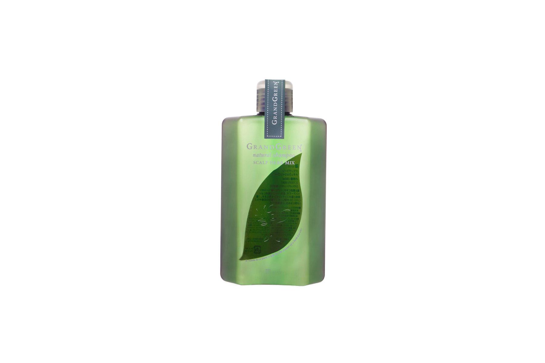 ナチュラルシャンプー グラングリーン (grand green) 画像