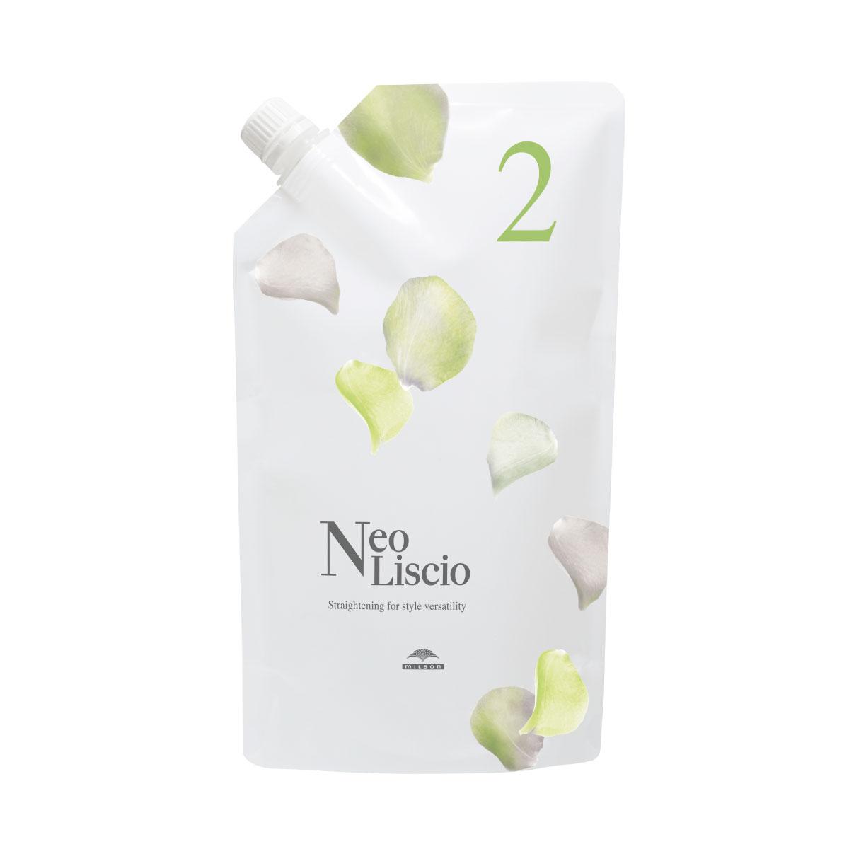 ミルボン ネオリシオ 2剤 (milbon neoliscio 2) image