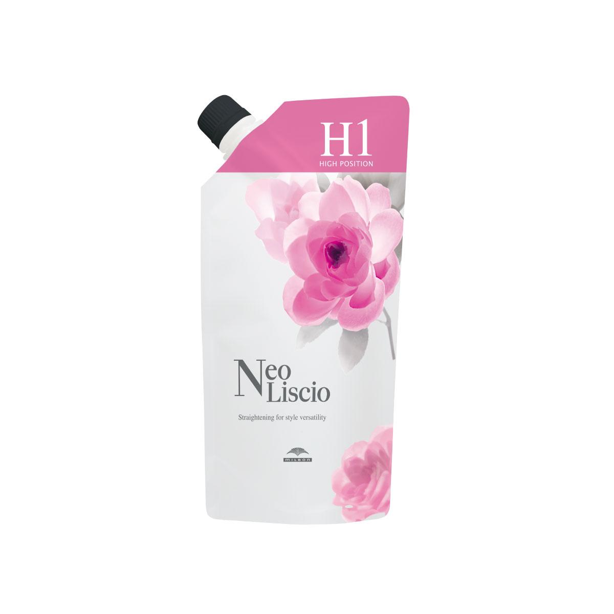 ミルボン ネオリシオ H1 (milbon neoliscio h1) image