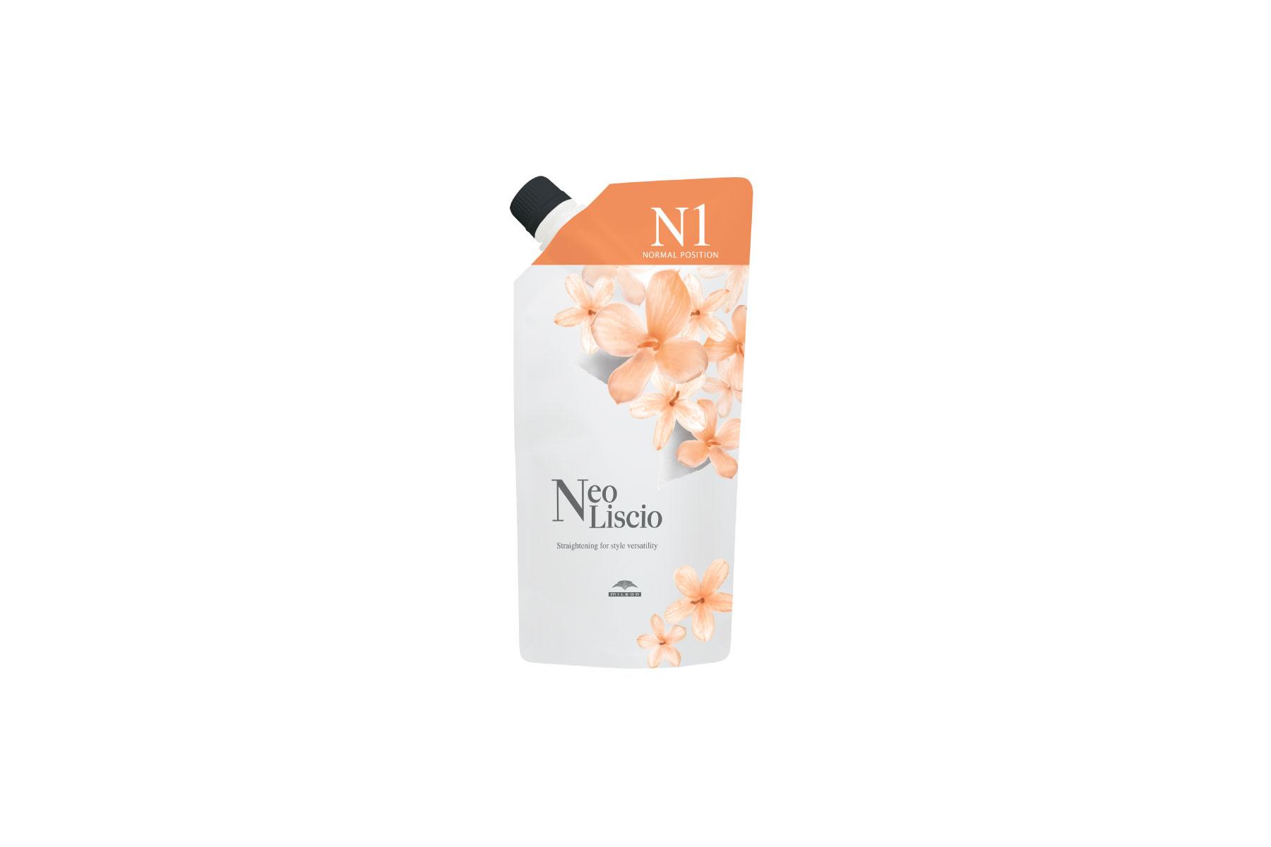 ミルボン ネオリシオ N1 (milbon neoliscio) image