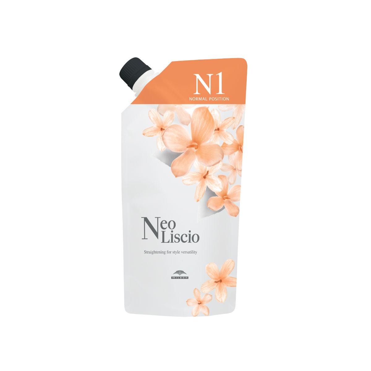 ミルボン ネオリシオ N1 (milbon neoliscio n1) image