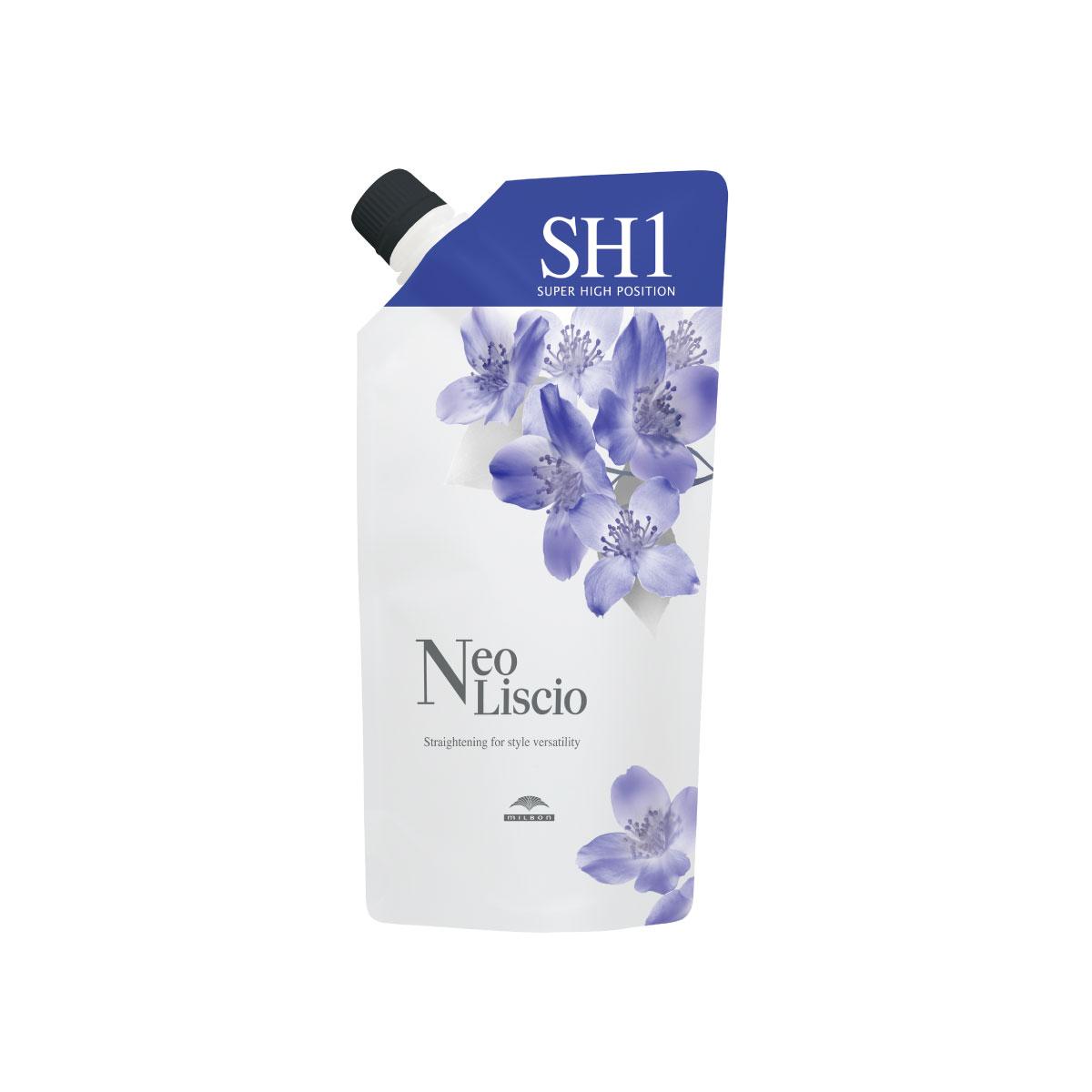 ミルボン ネオリシオ SH1 (milbon neoliscio) image01